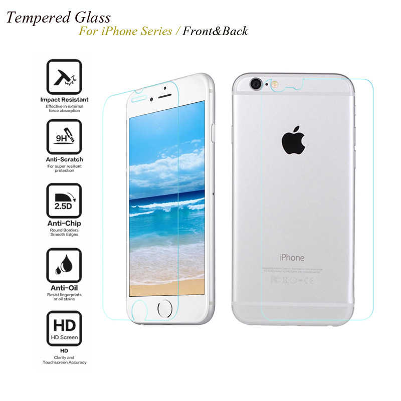 NEW Front and Back Premium...