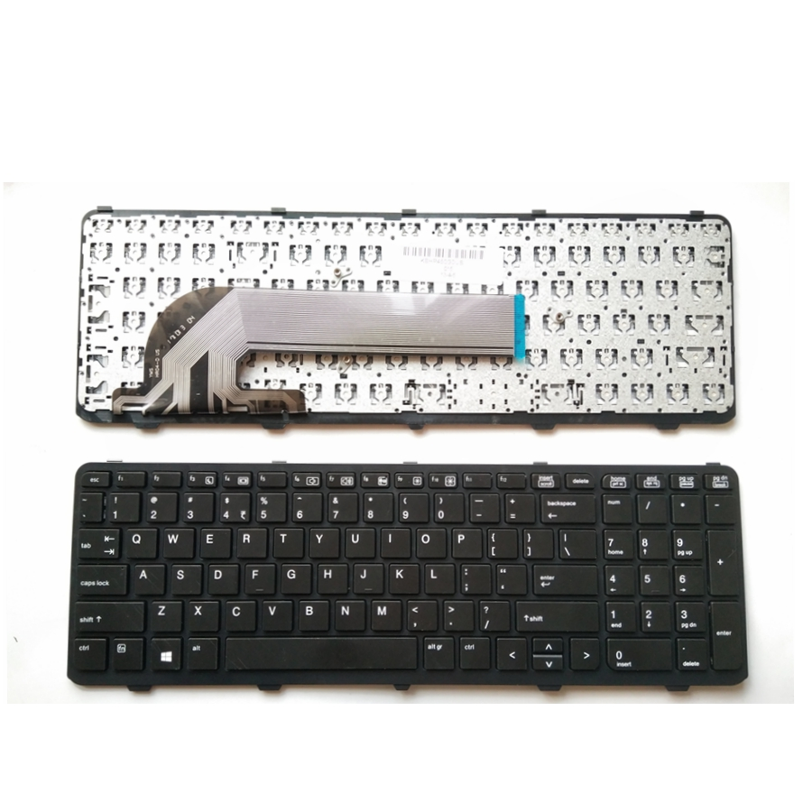 US Black New English Laptop Keyboard FOR HP 450 G0 450--G1 450 G1 455 G1 G2 768787-001 Probook 450 G0 455 G1 470 G1