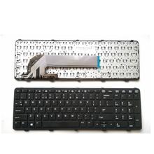 US czarny nowość angielski klawiatury laptopa klawiatura do HP 450 G0 450 #8211 G1 450 G1 455 G1 G2 768787-001 Probook 450 G0 455 G1 470 G1 tanie tanio GZEELE Hp compaq US Standardowy 3 months Black