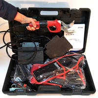 Мм электрические секаторы 0 45 мм DJ 045 с литиевой батареей электрические секаторы 36 В в 25000р/мин высокая скорость сад секатор