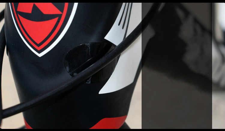 Bike Frame Stickers Fietsketting Protetor Tape Sticker Mtb Road Beschermende Film Fietsen Krasbestendig Paster Guard Cover
