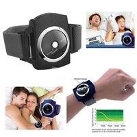 Новый инфракрасный умный Храп Пробка анти средство от храпа устройства браслет часы форма производства