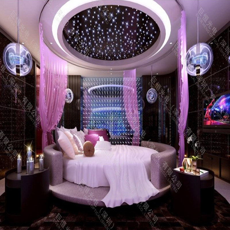 Led Fairy Lights Christmas Lamps Xmas Wedding Party Decoration - Fiber optic bedroom lighting