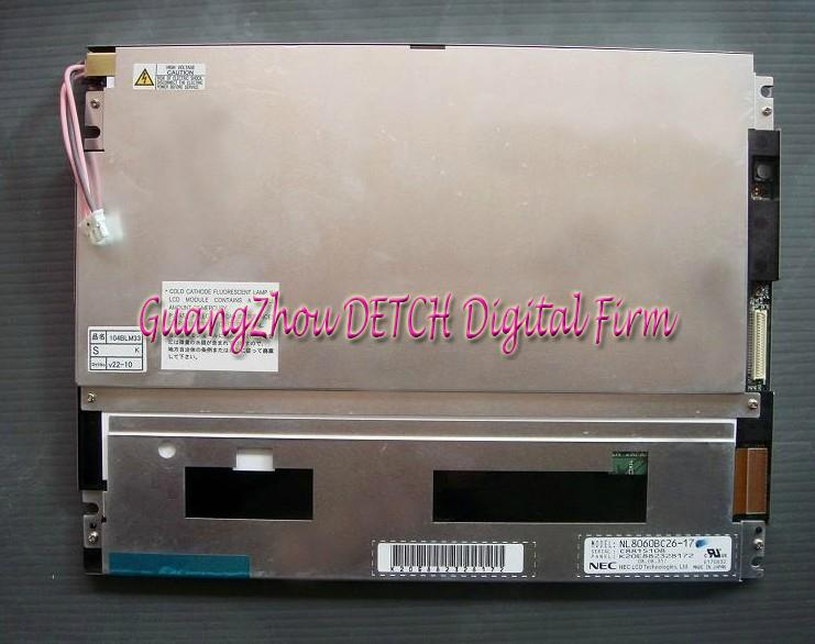 Industrial display LCD screen10.4-inch NL8060BC26-17  LCD screen lc171w03 b4k1 lcd display screens