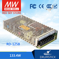 MEAN WELL RD 125 1224 meanwell RD 125 133.4W Dual Output Switching Power Supply