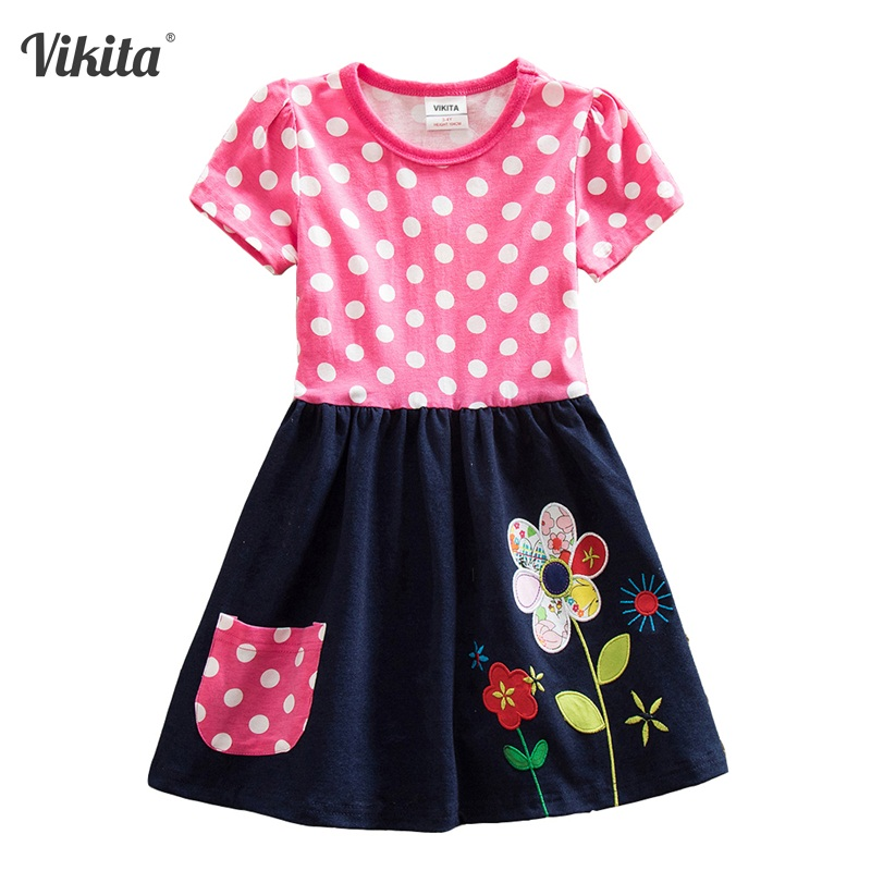 4-8Y Retail New Girls Dresses Baby Girl Cartoon Children Lace Tutu Dresses Party Princess Dresses Neat Cloth SH5748 Mix 4 8y retail dress for girls baby girl children tutu dresses princess party dresses vestidos kids girls clothes neat sh5460 mix