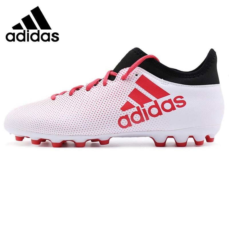 Original New Arrival 2018 Adidas X 17.3 AG Men's Football/Soccer Shoes Sneakers рюкзак adidas football street dt5142