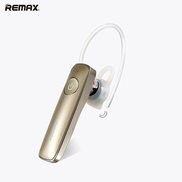 Remax T8 Wireless Sport Headphones Bluetooth Stereo Earhook Earphone