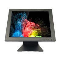 Factory Directly Saling 15 Inch Touch Screen Monitor/Computer Monitor For Display