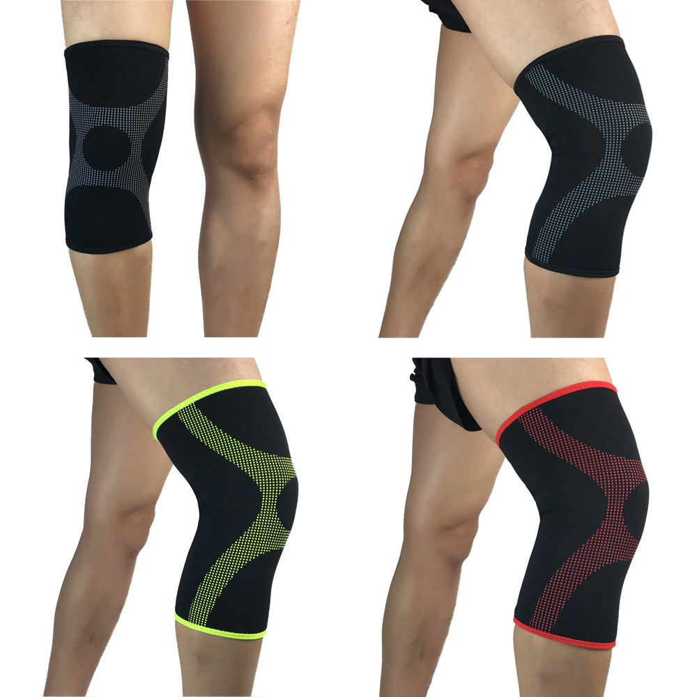 Knee Brace Support Fitness Sports Short Knee Sleeve Guard Protective Gear SPSLF0057