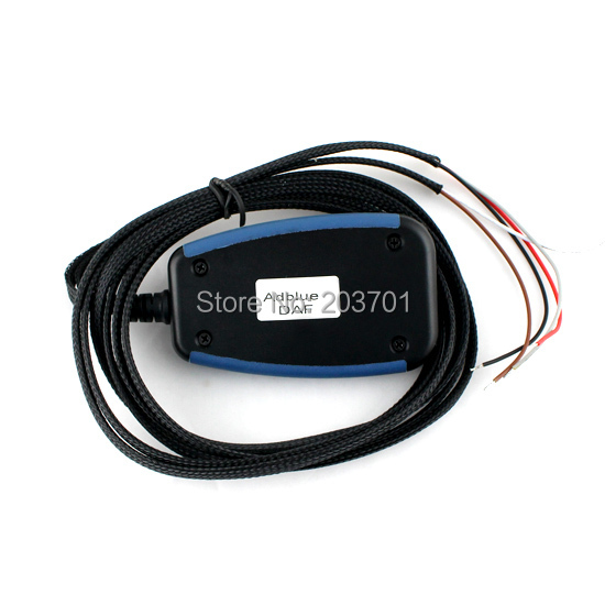 Truck/Buses/Heavy Vehicles Diagnostic Tool Adblue Emulator for DAF Diagnosis scanner freeshipping  цены