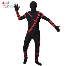 Halloween cosplay clothes masquerade party invisible man costume-ninja