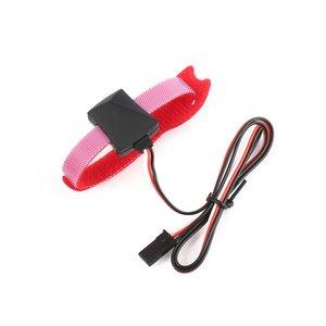 Image 3 - SKYRC sonda czujnika temperatury kabel kontrolny z czujnik temperatury dla iMAX B6 B6AC części kontroli temperatury ładowarki