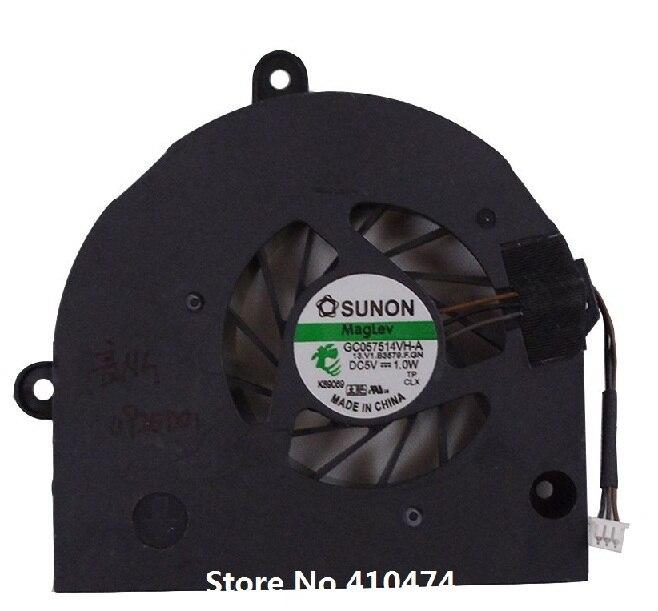 SSEA, оптовая продажа, новый вентилятор ЦП для Acer Aspire 5742 5742G 5336 5736 5736G P/N MF60120V1-C040-G99
