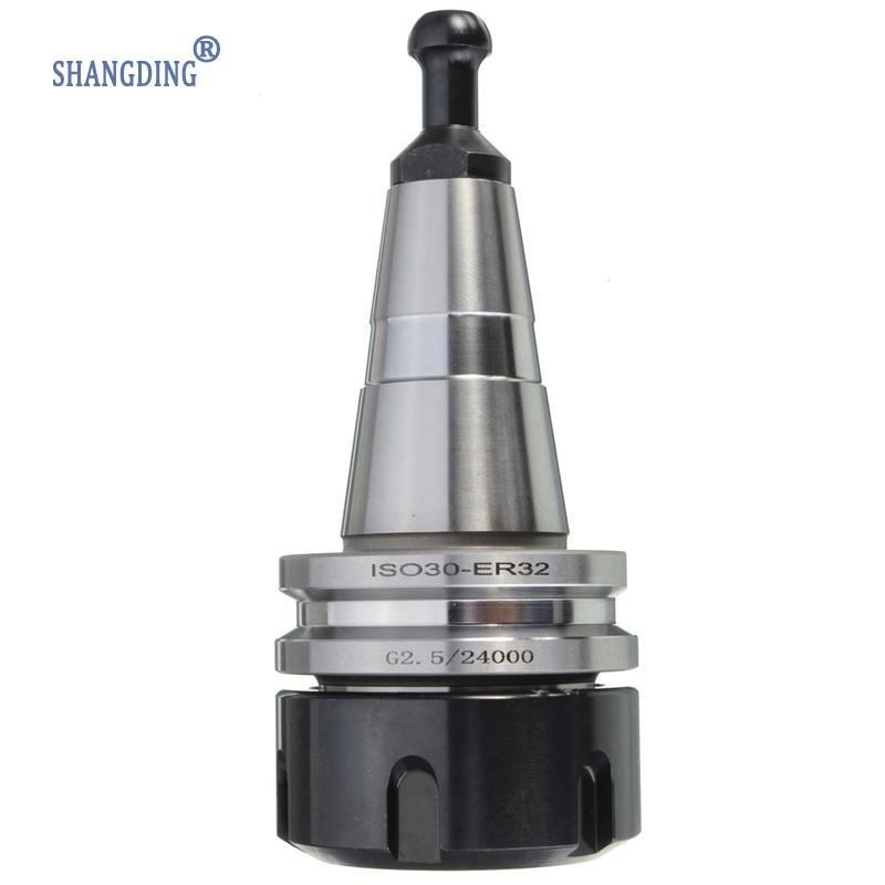 ISO30 ER32 50 патрон равновесия патрон G2.5 25000 об/мин CNC Toolholder из нержавеющей стали Лучшая цена