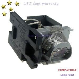 Image 5 - NP24LP Vervangende Projector Kale Lamp met behuizing Voor NEC NP PE401H/NP510C met 180 dagen garantie
