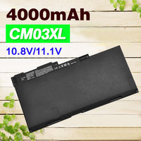 4000mAh Laptop Battery CM03XL CM03 CM03050XL For HP Pavilion HSTNN IB4R 717376 001 740 745 750 755 840 845 850 855 G1 G2 Series