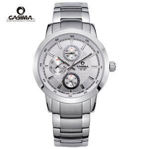 Image 2 - CASIMA Luxury Waterproof Week Date Watch Men Fashion Luxury Brand Military Sport Quartz Wrist Watch Clock Man Relogio Masculino