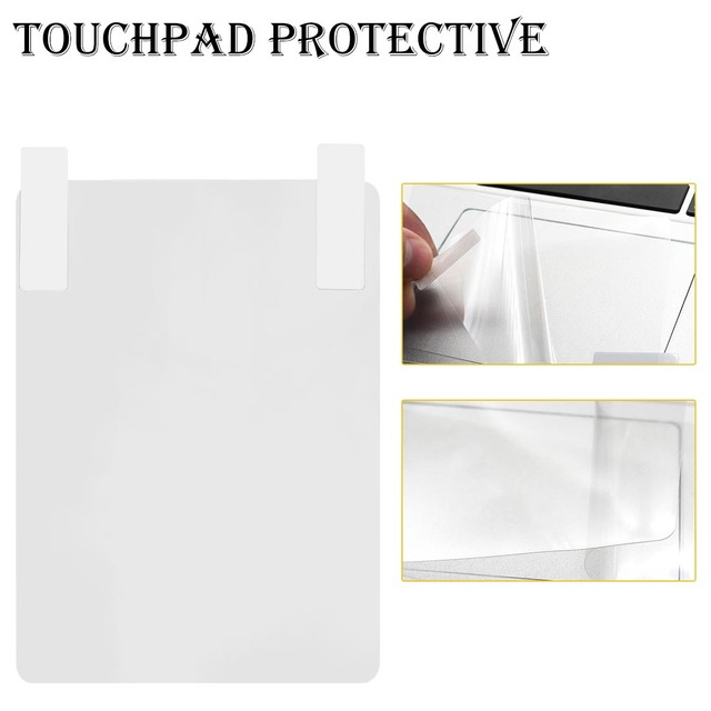Touchpad Protective Film Sticker Protector for Apple Macbook Air 13 Pro 13.3 15 Retina Touch Bar 12 Touch Pad Laptop Accessories 1