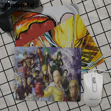 Babaite Hot Sales Anime One punch man small Mouse pad PC Computer mat Top Selling Wholesale Gaming Pad mouse