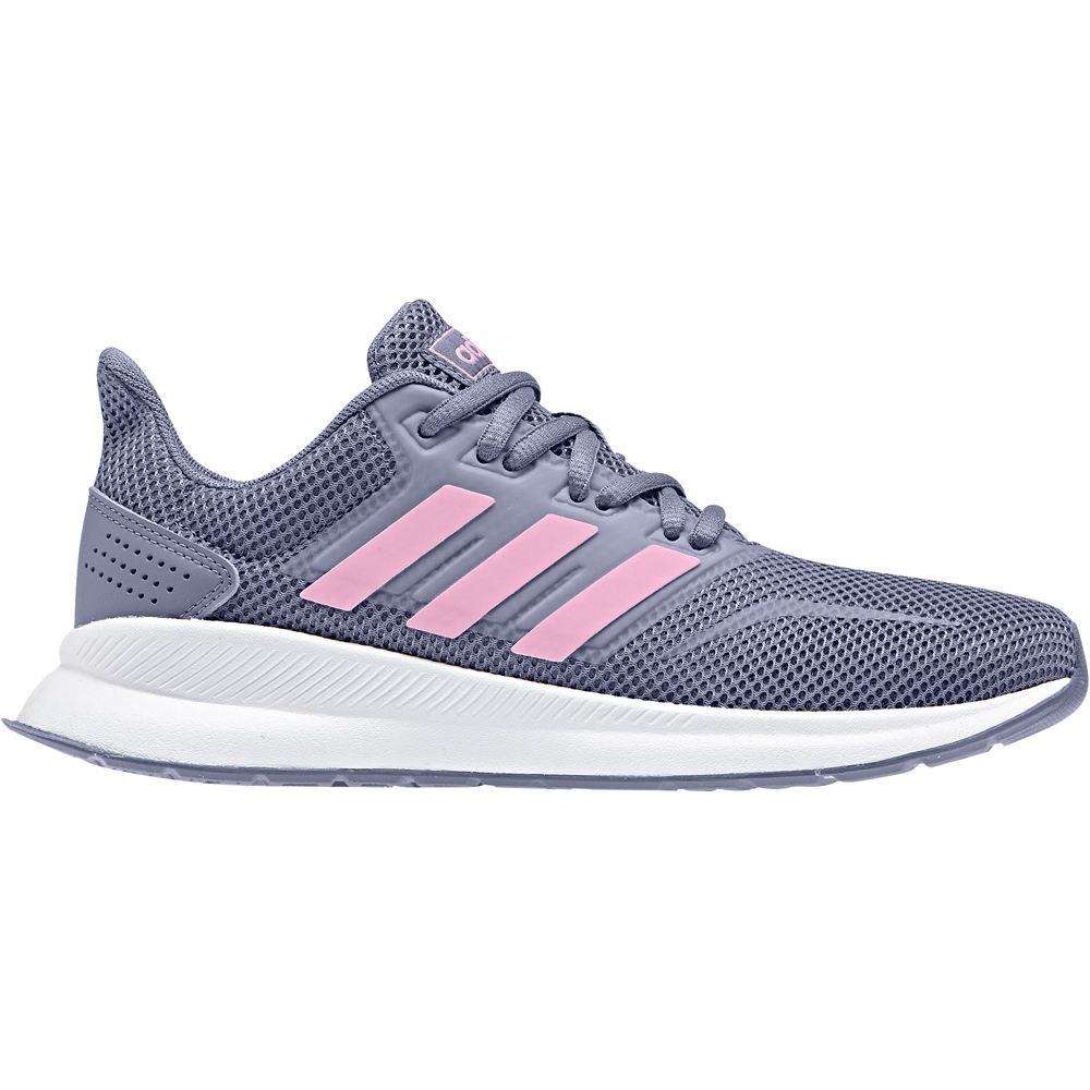 Adidas Shoes Girl RUNFALCON  free and Time sportwear  Navy|Sneakers| |  - title=