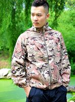 Multicam Outdoor Sport Thin Jacket Hunting Waterproof Sun Protection Coat Lightweight Quick Dry Hiking Jackets