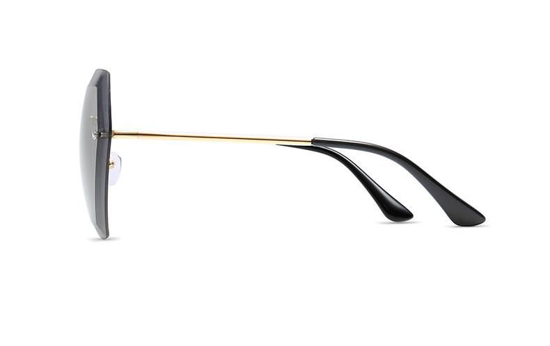 HTB1JaotfxHI8KJjy1zbq6yxdpXa0 - Luxury Vintage Rimless Sunglasses Women Brand Designer Oversized Retro Female Sunglass Sun Glasses For Women Lady Sunglass 2018
