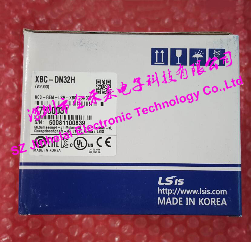 100% New and original XBC-DN32H LS(LG) PLC controller 100% new and original xbc dr30su ls lg plc controller