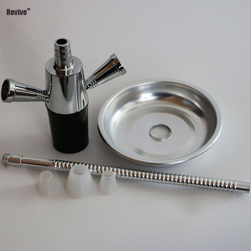 Shisha hookah stem fits most wine bottle quality narguile hookah kit adapter best price from new sore free shipping