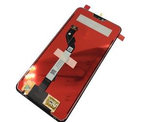 Image 2 - Für Xiao mi mi 8 Lite/mi 8X LCD Display + Rahmen Bildschirm Touch Digitizer Montage LCD Display 10 punkt Touch Reparatur Teile