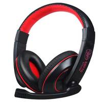High Quality Stereo Bass Computer Gaming Headset Headphone With Microphone For Computer Gamer