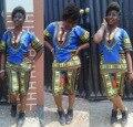 Халат Africaine Африканских Базен Riche Платья Прямых Продаж Хлопок Полиэстер Женщины Для 2016 Африки Новый Стиль Печати