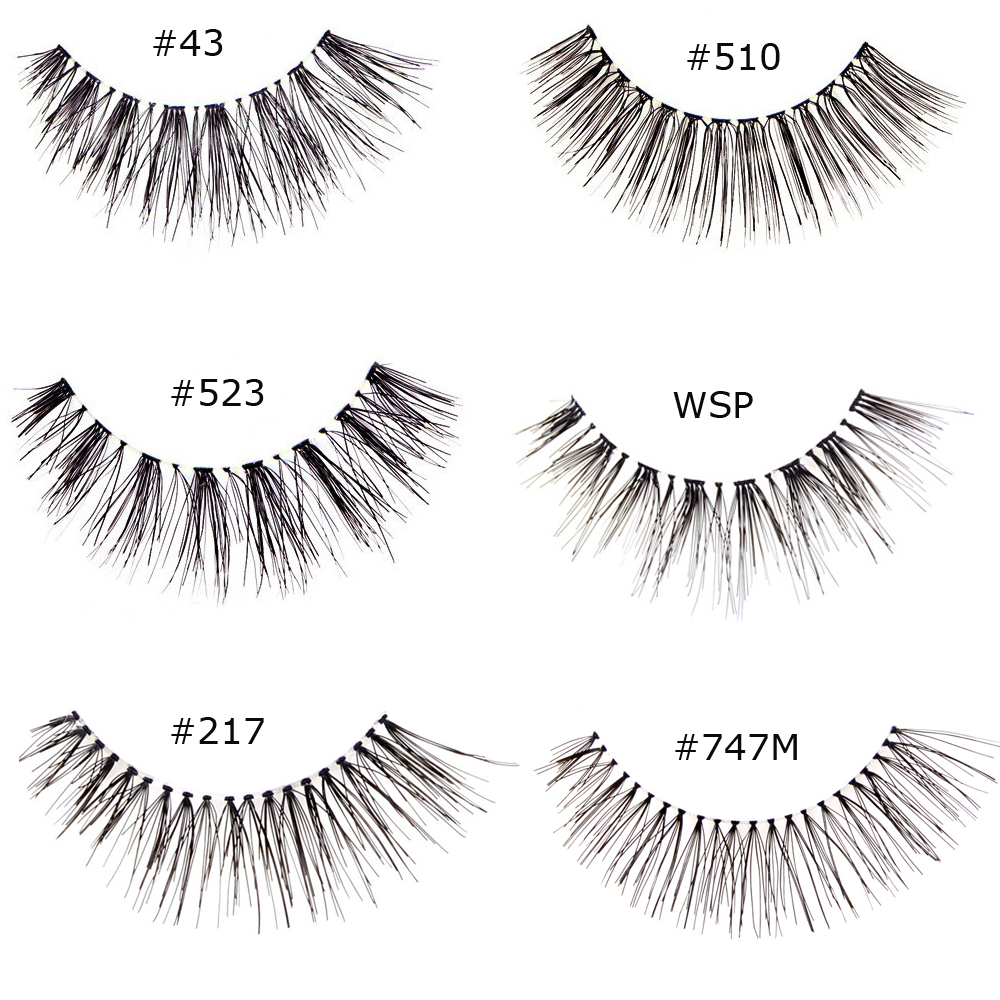 Eyelashes Handmade Real Fake Mink Eyelashes 3D Natural False Eyelashes Full Strip Lashes Soft Eyelash Extension Makeup Cilios