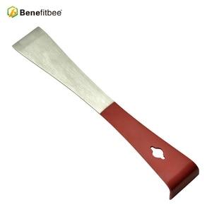 Image 5 - Benefitbee Bienenzucht Werkzeuge Bee Hive Werkzeuge Honig S für Schaber Reinigung Rot 26 cm Beehive Bienenzucht Ausrüstung Imker