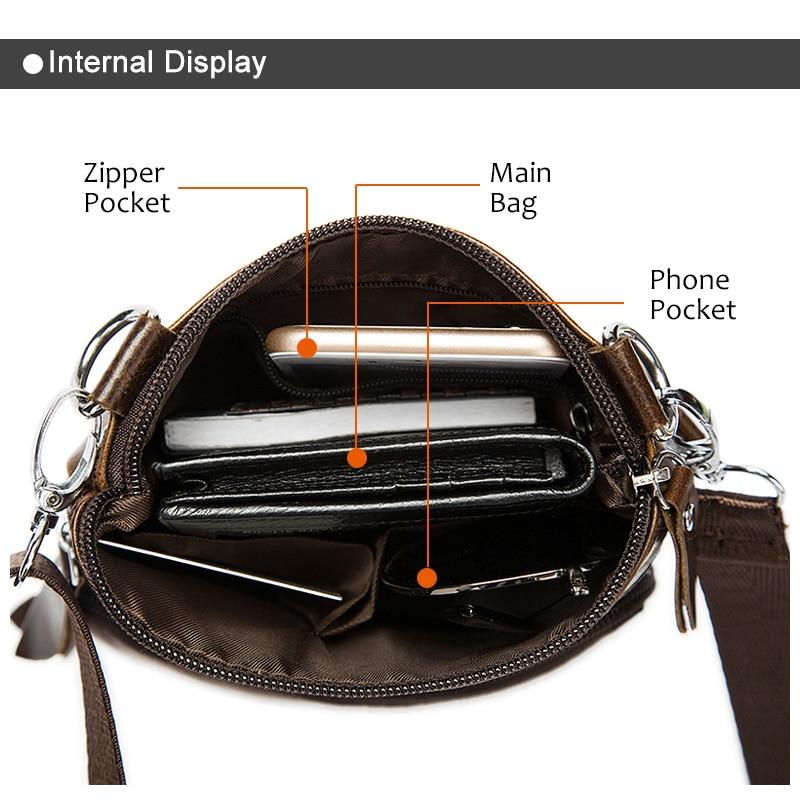 HTB1JaqbXkY2gK0jSZFgq6A5OFXaW Westal Shoulder Messenger Women Men Bag Genuine Leather Office Work Business Briefcase For Handbag Male Female Portafolio Retro