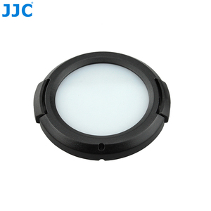Image 3 - JJC Camera Lens Protective Filter Card 49/52/55/ 58/62/ 67/72/77mm White Balance Lens Cap for Sony/Nikon/Canon/Olympus/Pentax