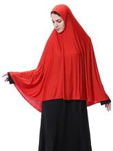 Muslim Black Face Cover Niqab Burqa Bonnet Islamic Khimar Clothes Long Hijab Loop Scarf Women Headscarf Abaya Robes Kimono Arab