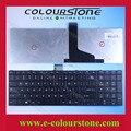 US Laptop keyboard for Toshiba Satellite C50 C50D C55 C55D US Black keyboard 6037B0085002