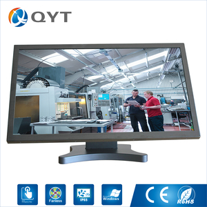 Image 1 - Embedded computer 1920X1080 4GB ddr4 32G ssd 24inch Industrial all in one pc with N3150 1.6GHz USB/WIFI/rs232/VGA