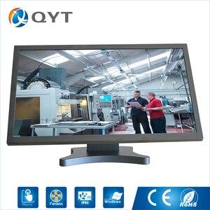 Image 1 - Gömülü bilgisayar 1920X1080 4 GB ddr4 32G ssd 24 inç Endüstriyel hepsi bir pc ile N3150 1.6 GHz USB/WIFI/rs232/VGA