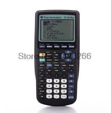 2016 Texas Instruments New Ti-83 Plus Graphing Calculator Sale Promotion 10 Led Handheld Calculator Calculatrice Free Shipping