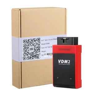 Image 4 - Ucandas vdm2 vdm ii ucandas wifi 자동차 자동차 스캐너 vdm 2 v5.2 다국어 및 안드로이드 시스템 지원 무료 배송