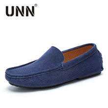 2017 Summer Loafers Men Shoes Casual Genuine Leather Flats Shoes Soft Male Moccasins Breathable Slip on Driving Boat Shoes