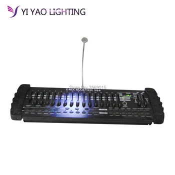 International Standard DMX384 Moving Head Led Par Stage Lights Consoles DJ 512 Dmx
