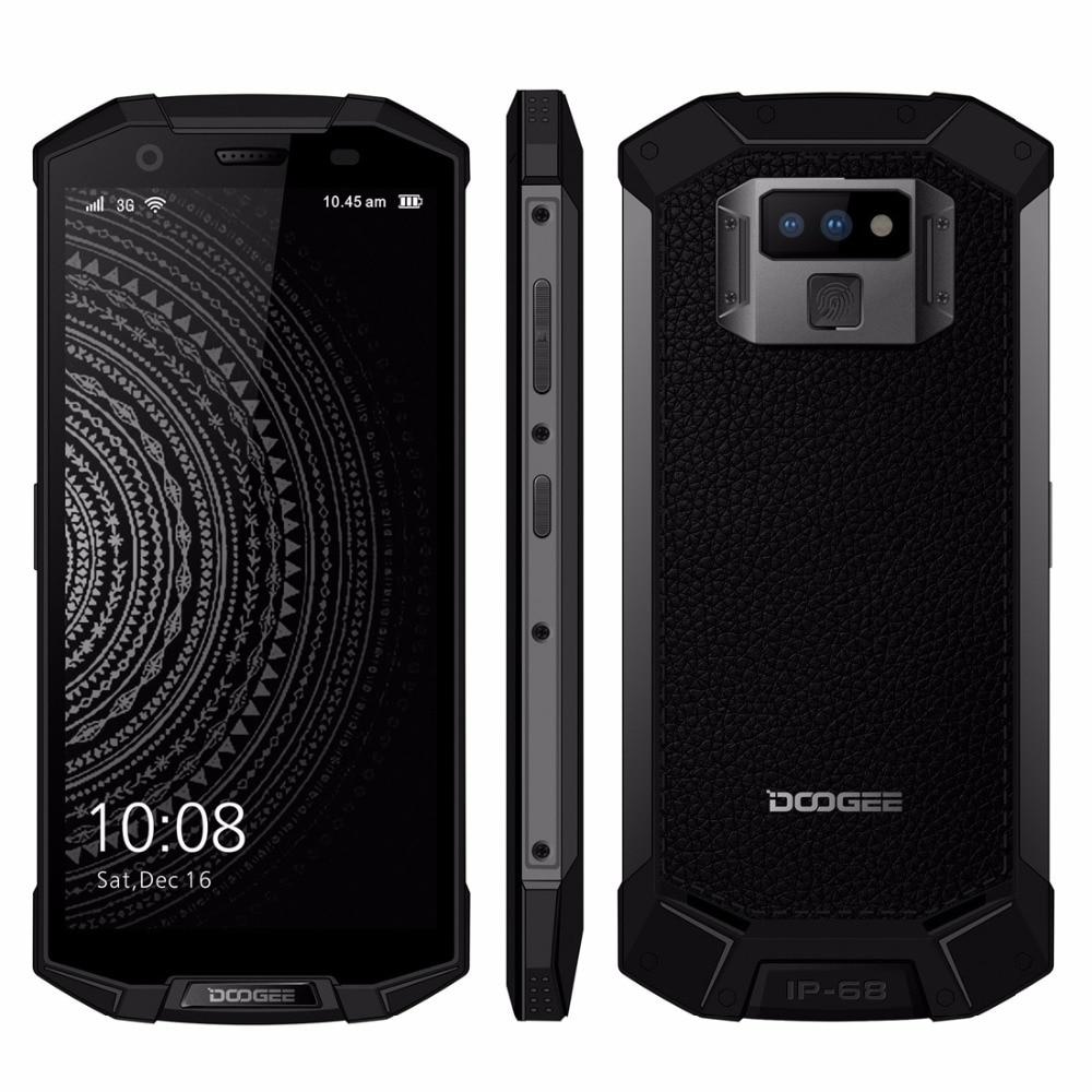 DOOGEE S70 Lite IP68 Étanche Téléphone Mobile Android 8.1 5.99 FHD + Helio P23 Octa Core 4 gb 64 gb 12.0MP Double Caméra Smartphone