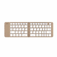Wireless Bluetooth3.0 Keyboard Folding Slim for Ipad Apple IOS Android Microsoft Windows 10 Meters Tablet keyboard