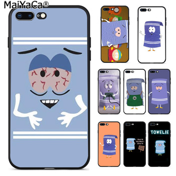 MaiYaCa New towelie episode Phone Cover for Apple iphone 11 pro 8 7 66S Plus X 5S SE XS XR XS MAX Cover image