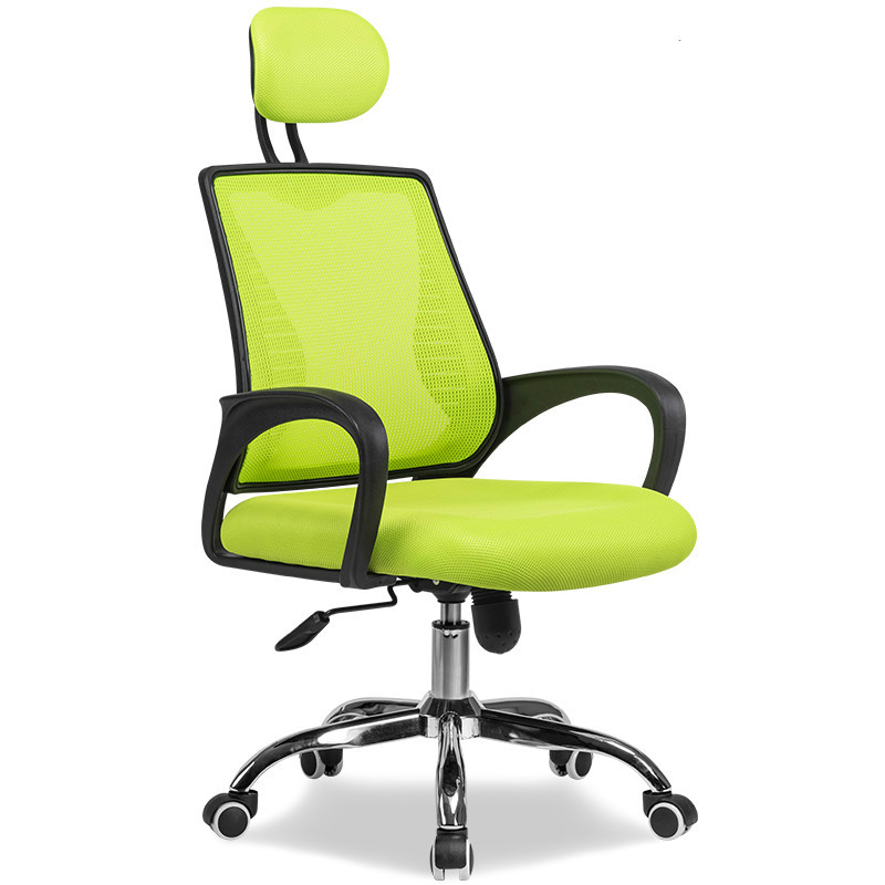 Ergonomic Executive Office Chair Computer Chair Lifting Swivel Mesh Chair Lengtheded Backrest bureaustoel ergonomisch cadeira