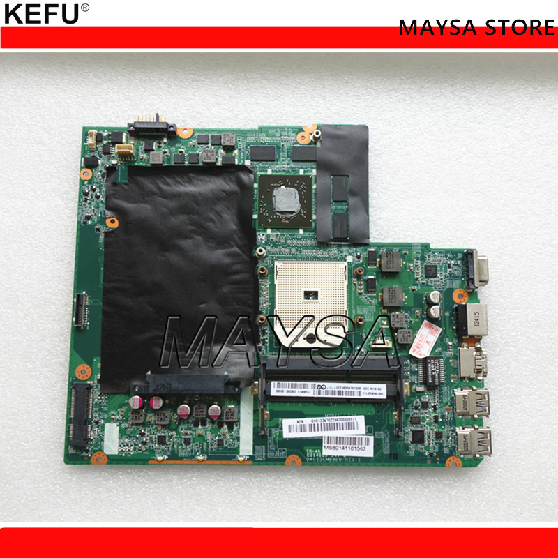 KEFU DALZ3CMB8E0 LAPTOP MOTHERBOARD Fit For LENOVO Z585 NOTEBOOK WITH VIDEO CARD