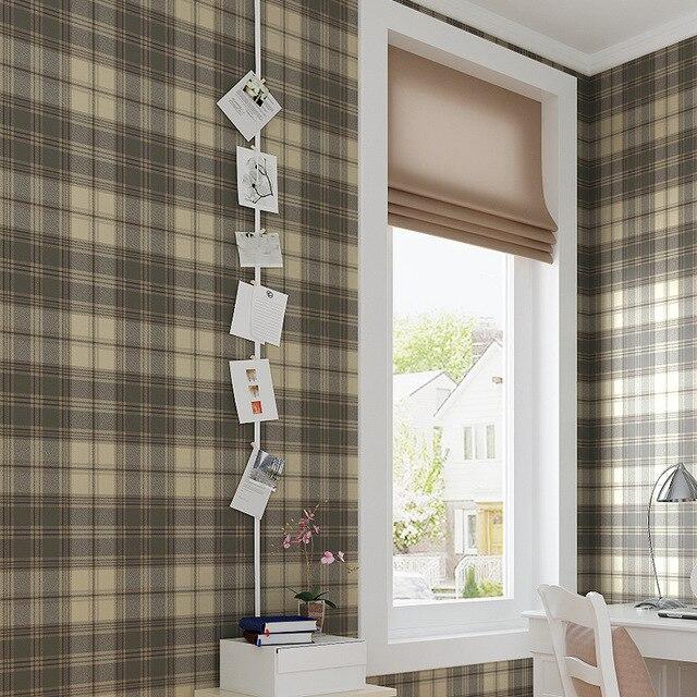 Behang Interieur Schotse Engeland Rooster Niet geweven Vintage Art ...